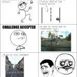 Traverser la route