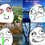 Rage des saisons