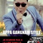 UPPA GANGNAM STYLE