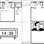 L'horloge interne