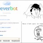Cleverbot n'a jamais rapport