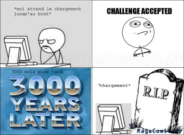 The gallery for --> Rage Comics Challenge Accepted