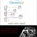 Cleverbot ne connait pas Gangnam Style