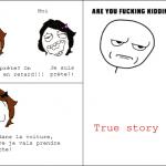 Histoire vraie