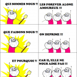 Les forever alone amoureux