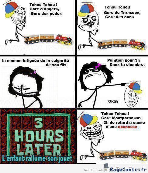 Pics photos ton papa troll face memes facebook francais rage comics