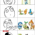 la dégénération des pokémon