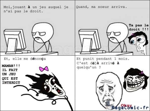 more sans blague catroll trollface comics memes et beaucoup plus