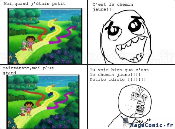 J'adore Dora