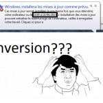 Inversion???