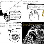 Mon prof est un génie
