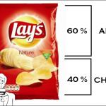 Le paquet de chips