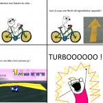 Du vélo et des souvenirs