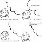 Un million en un