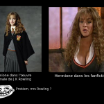 Les deux visages de Hermione Granger