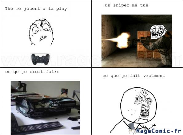 Troll Of Duty