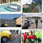 accident de voiture bizzare