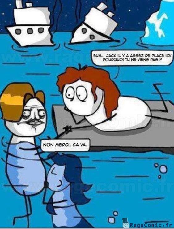 La vérité dévoilée sur titanic