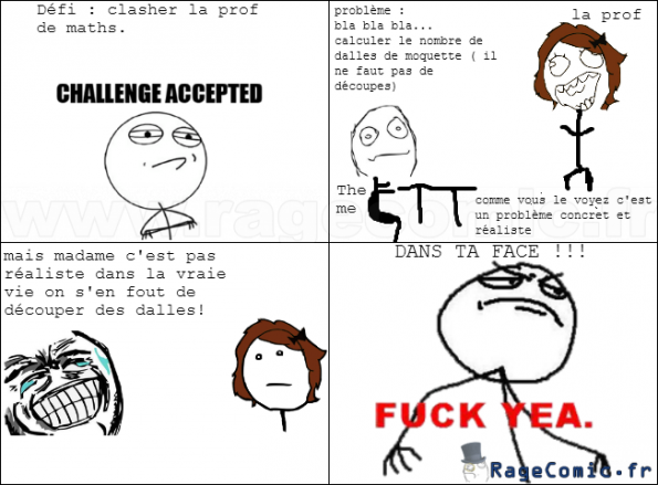 Pin Challenge Accepted Rage Comic Memes 27744 Results on ...