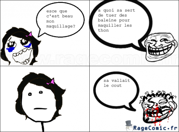 le maquillage