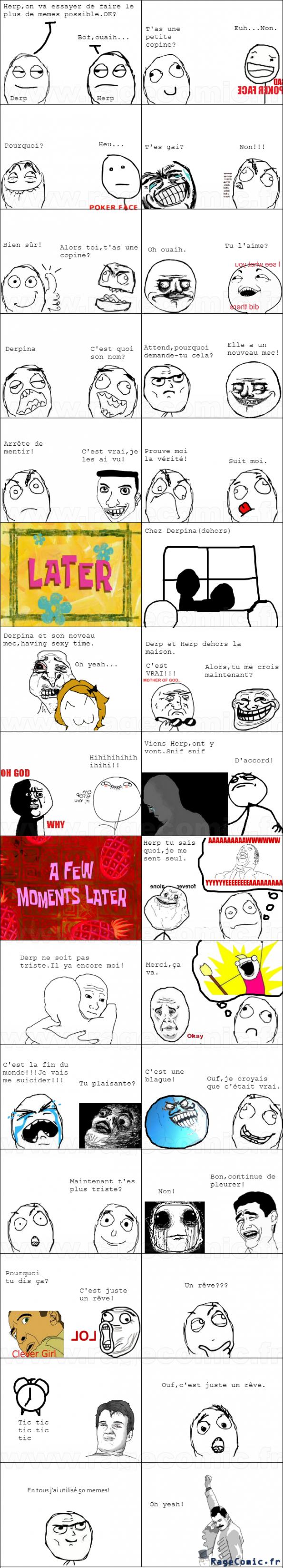 50 memes!