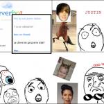 Tal et son enfant vs Justin Style