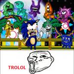 rage sonic