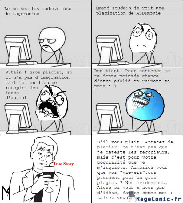 Les plagiats