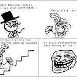 Monter en bas : le trolleur trollé