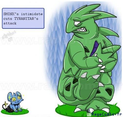 F*ck la logique..Mais on est quand même dans Pokémon!