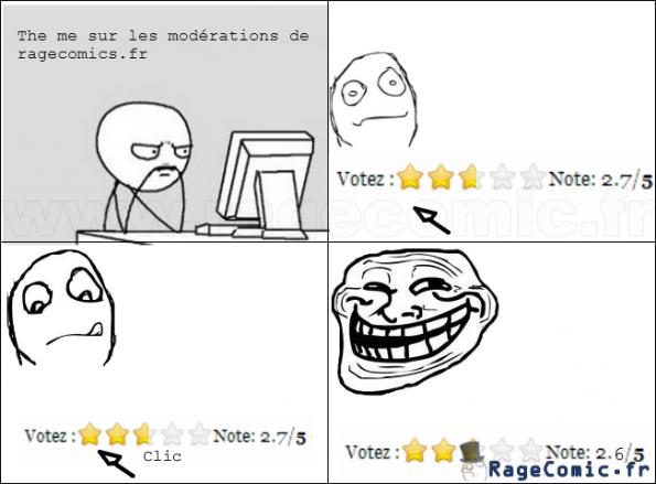 le voteur troll