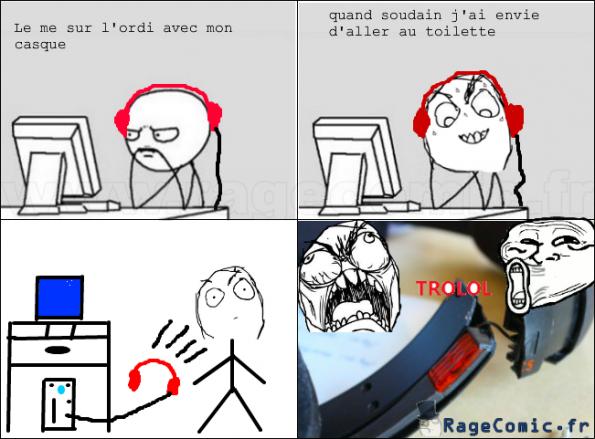 Rage Casque