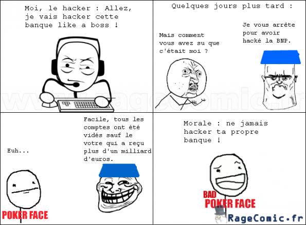 Pire hacker du monde