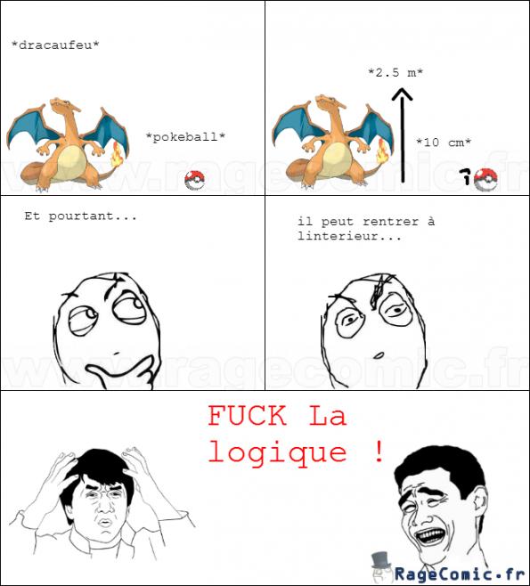 La logique des pokemons