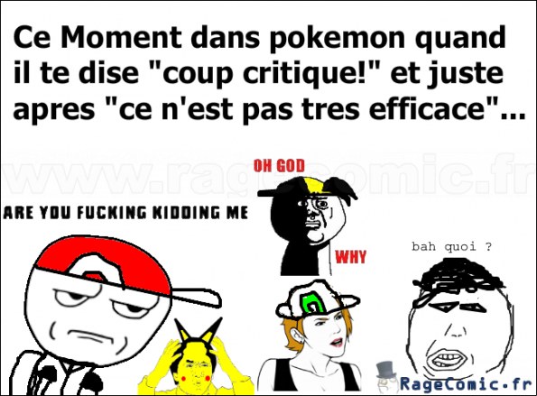 Ce Moment Con Sur Pokémon