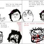 La trolleuse trollé