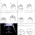 la blague de star wars