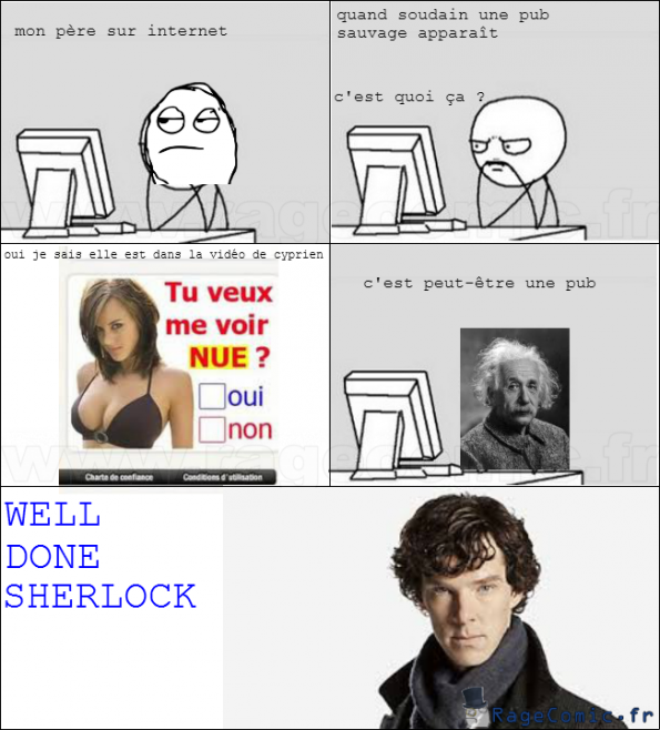 The new Sherlock