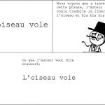 les profs de français en rajoutent toujours