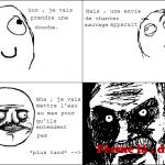 Chant sous la douche