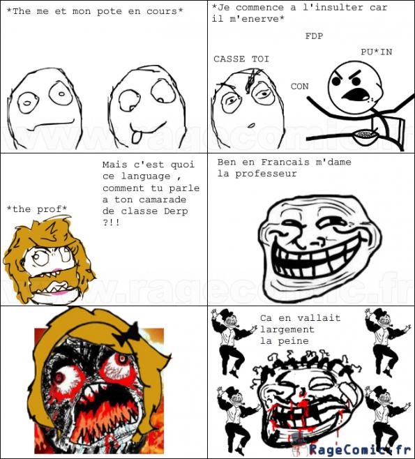 Clash de classe