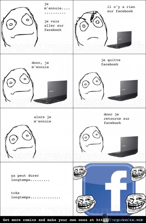 La réalité de Facebook