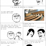 Collège vs Fac