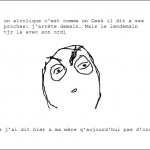 Geek=dépedant