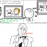 Les films porno: réactions