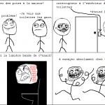 trollage aux toilettes