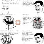 Clodo parieur, trolleur, rieur