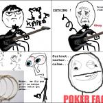 Ascenseur émotionnel quand on casse une corde...