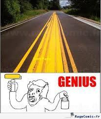 Genius travaux