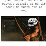 PU****  D'ARCHER